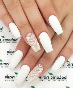 15 Cute Nail Art Designs to Welcome Summer Look at these almond acrylic nails Related posts:purple butterfly acrylic nailsRed Holiday Nail Ideas for Mercimekli Börek Tarifi - Nefis Yemek. Almond Acrylic Nails, Best Acrylic Nails, Summer Acrylic Nails, Acrylic Nail Art, Acrylic Nail Designs Coffin, Nail Summer, Summer Art, Cute Nail Art Designs, White Nail Designs