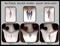 Unisex jewelry couples jewerlyangel wing by RosesWireArtJewelrY, $32.00