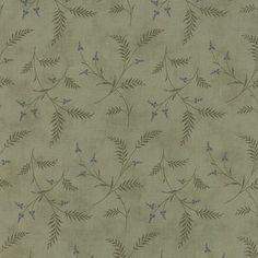 51   * Посмотрите на полевые лилии - папоротники (зеленый)