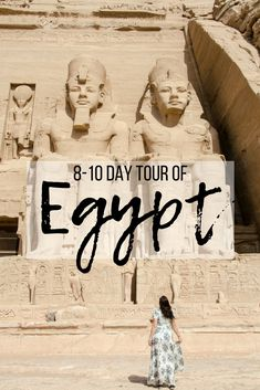 What to expect during an 8 day tour of Egypt with a guided tour (Travel Talk Tours) traveling from Cairo down to Abu Simbel - Reisen, sehen, essen Egypt Travel, Africa Travel, Egypt Tourism, Luxor, Cairo, Travel Guides, Travel Tips, Travel Plan, Travel Hacks