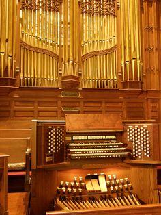 Anderson Memorial Pipe Organ