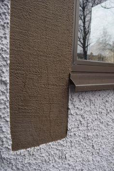 Window Frame Detail, Apartments Gutstrasse, Zurich, Peter Markli