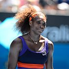 Why we luv the Aussies: Surprise, surprise the Australian Open website presents 'The Popcorn Tennis Awards' & promote the white tennis players while they mock women of color & release poor quality pics like this one of Serena Williams, the top black US tennis star. #Expected #Racism
