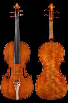 An exceptional violin by Giovanni Battista Guadagnini Milan, 1752