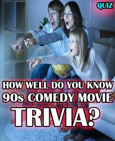 I Got 90s Comedy Master!! Well done! From Ace Ventura, to Dumb and Dumber, to Groundhog Day, and The Big Lebowski, you know your 90s comedies! This is no easy quiz! These are very different genres of comedies and it takes a real movie nut – or a fantastic memory – to pass this test, and you nailed it! Great job. You must keep a heavy dose of 90s comedy flowing on Netflix or DVD to be this good! Do you think your friends and fellow 90s comedy lovers can pass the test? Share this quiz and…