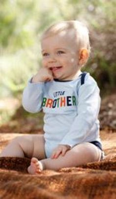 I love Carter's! :) Especially the little layette, easy outfitting sets with something cute on the toosh! Cute Boy Outfits, Toddler Outfits, Kids Outfits, Carters Baby Boys, Baby Kids, Baby Baby, Cute Boys, Cute Babies, Baby Boy Gowns