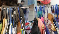 Oxfam has issued a 'Second-Hand September' challenge E Online, School Shopping, Go Shopping, September Challenge, Facebook E Instagram, Plus Size Clothing Online, Second Hand Shop, Survival Shelter, Shoe Organizer
