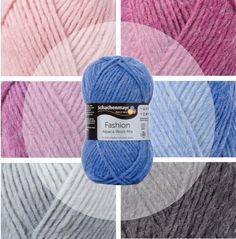 Alle Farben, Informationen und passende Modelle zu Alpaca Wool Mix gibt es auf schachenmayr.com