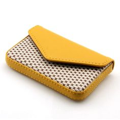 Put your best foot forward with a professional business card holder