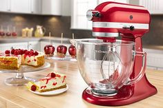 KitchenAid mixers. Made in America!