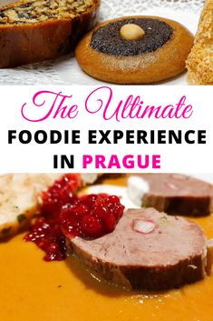 The best foodie experience in Prague that will show what Czech cuisine is all about. Europe Travel Guide, Travel Guides, Prague Restaurants, Prague Food, Good Food, Yummy Food, Prague Travel, Food Travel, Best Dishes