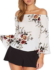 Special Offer: $14.99 amazon.com Kindly Remind: Our Floral Chiffon Shirt size are based on the size of the United States, Please check the size table carefully before purchasing. LouKeith Women Casual Short Sleeve See Through Floral Print Chiffon Shirt Blouse Tops Specification: 100%...