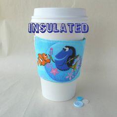 ✰} FindingDory coffee Pixar Disney fan http://etsy.me/2elMViS