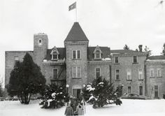 Flash from the Past: Old Galt Hospital came down in 1992