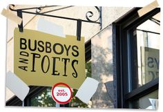 Busboys and Poets in Shirlington Restaurant