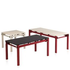 Gerrit Thomas Rietveld - Military Tables