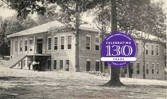 Celebrating 130 years at Young Harris College.