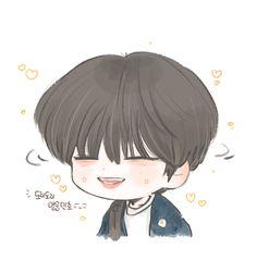 Kpop Drawings, Jung Yoon, Jung Jaehyun, Jaehyun Nct, My Boo, Cute Chibi, Special Person, Nct 127, Boy Groups