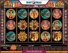 Explore the Ancient World of Mayan Civilization!   Admit you've always dreamt about the journey through history. Take the opportunity with the Mayan Princess Video Slot by #Microgaming. The princess will be your reliable guide to the treasures. Try your luck and play Mayan Princess Video Slot. It's time to start your fantastic gaming adventure!  PLAY HERE ▼ http://www.slotozilla.com/free-slots/mayan-princess-video-slot