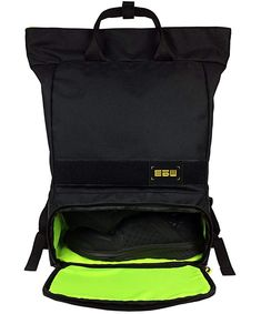 GUD Athletic Tote Gym Sports Backpack With Shoe Compartment For Women Men  Black Laptop Luggage Travel Bag e960ccf899