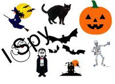 FREE SMART notebook file for Halloween Story and I Spy Activity.  www.smartboardideas.com