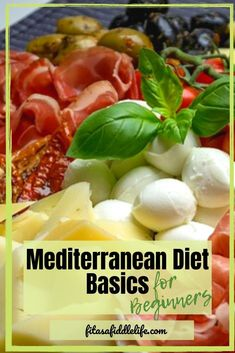 Meditranian Diet, Mind Diet, Diet And Nutrition, Diet Coke, Diet Foods, Easy Mediterranean Diet Recipes, Mediterranean Food, Mediteranian Diet Recipes, Mediterrean Recipes