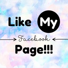 Check out my Jamberry Facebook page!!! Don't forget to like & share :)