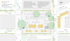 O'Bryant Square Vision Urban Park Design | Hennebery Eddy Architects