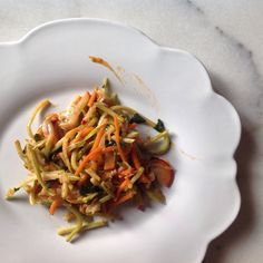 Sriracha Coleslaw | A Pleasant Little Kitchen Recipe |