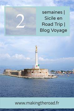 Découvrez mon itinéraire complet pour un Voyage en Sicile en Road Trip. Petit budget, camping, snorkeling, villes incontournable et paysage magnifique.#sicile #roadtrip #italie Destinations, Excursion, Voyage Europe, Destination Voyage, Blog Voyage, Snorkeling, About Me Blog, Camping, Visit Sicily