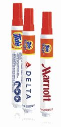 Promote with Tide® to Go! The #1 instant stain remover* helps remove many fresh food and drink stains, while promoting your brand. Add your custom logo or imprint.  As low as $2.99 each