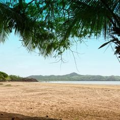 Welcome to Ocean-View Saturday…. it looks like we have the beach all to ourselves! #costarica #beach #happy