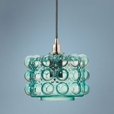 Jamie young 9w aqua seeded glass dome pendant light pendant jamie young 9w aqua seeded glass dome pendant light pendant lights pinterest pendants products and pendant lights aloadofball Choice Image