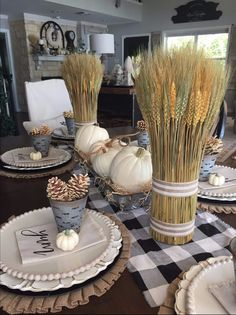 Home Decor In this post I share a tour of my home for fall decor. click nor to see some fall inspiration Fall decor ideas, Fall table settings, tour my fall home decor, how to set a table for fall, fall entertaining ideas