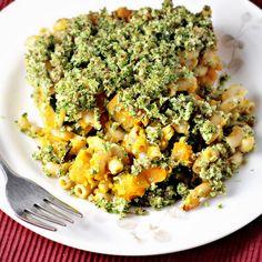 Broccoli Basil Mac Cheese by eatswellwithotohers #Mac_Cheese #Broccoli #Butternut_Squash #Basil