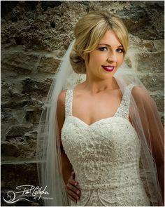 Bride at The Radisson Blu .Classical Wedding Photography