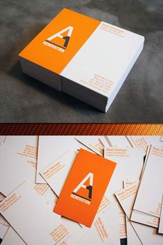 30 Professional Business Card Designs | Design | Graphic Design Junction