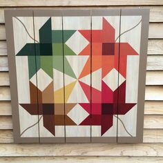 Maples Barn Quilt