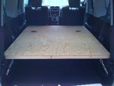Bed Platform - Honda Element Owners Club Forum
