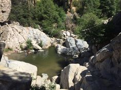 4. Deep Creek -- Green Valley, CA.