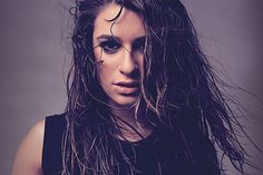 Lea Michele What is Love video: Listen to the Glee star's new single which is a haunting power ballad