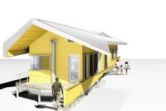 Brad Pitt Unveils Flood-Surviving Float House for Make It Righ...