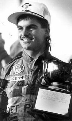 22 years ago today... Sept 15, 1990: Jeff Gordon in the #4 Diet Pepsi midget car wins the USAC Racing Hut Hundred at the Terre Haute Action Track. Just one month later, the 19-year-old phenom would make his NASCAR debut at Rockingham. The rest, as they say, is history.