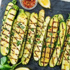 Grilled Zucchini - Delish.com