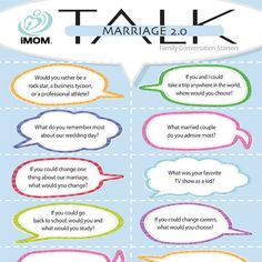 Our Marriage Talk 2 Conversation Starters are a fun way to ignite communication with your husband! Give them a try today!