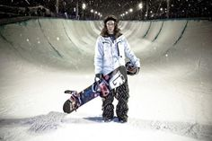 Shawn White? Yes, please.