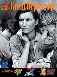 Great Depression -- Kids Discover Magazine