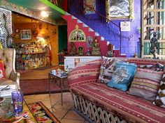 Bohemian Home Decor Cheap | Found on coconutsmigrating.tumblr.com