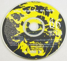 New Version Of Soul 1993 66 Mello Promo Maxi Single Music CD Hip Hop Funk Music #Funk1990sSoulHipHopJazzRnBSwing