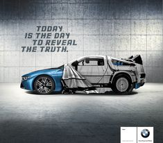 Adeevee - Sael BMW i8: Today is the day to reveal the truth